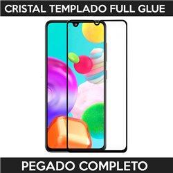 Protector de pantalla completo full glue para Samsung Galaxy A41