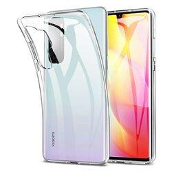 Funda transparente de silicona para Xiaomi Mi Note 10 Lite