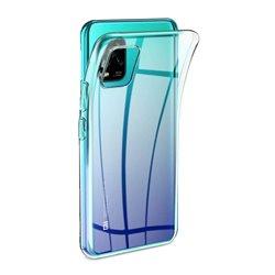 Funda transparente de silicona para Xiaomi Mi 10 Lite