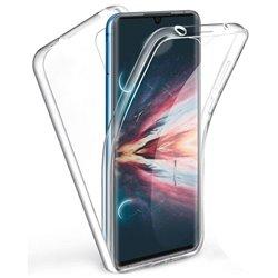 Funda Doble Cara Completa 360 Sin Puntos para Xiaomi Mi Note 10 Lite