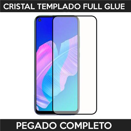 Protector de pantalla completo full glue para Huawei P40 Lite E