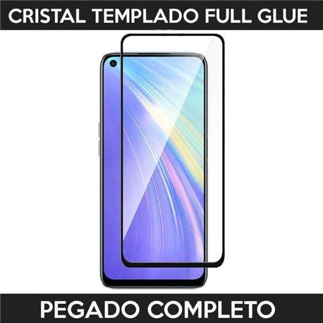 Protector de pantalla completo full glue para Realme 6