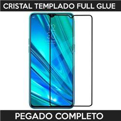 Protector de pantalla completo full glue para Realme 6i