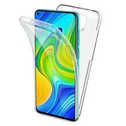 Funda Doble Cara Completa 360 Sin Puntos para Xiaomi Redmi Note 9