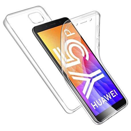 Funda Doble Cara Completa 360 Sin Puntos para Huawei Y5p