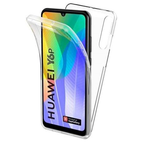 Funda Doble Cara Completa 360 Sin Puntos para Huawei Y6p