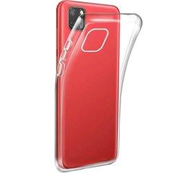 Funda transparente para Huawei Y5p de silicona