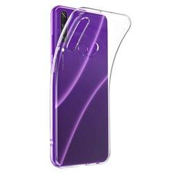 Funda transparente para Huawei Y6p de silicona