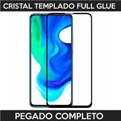 Protector de pantalla completo full glue para Poco F2 Pro