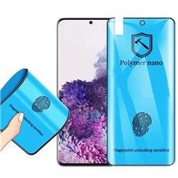 Protector de pantalla de Nano Polímero para Samsung Galaxy S20 Plus