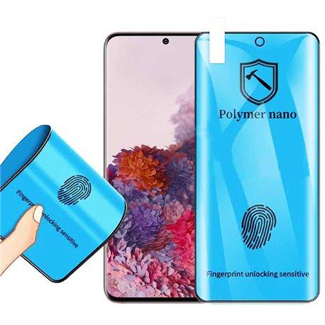 Protector de pantalla de Nano Polímero para Samsung Galaxy S20