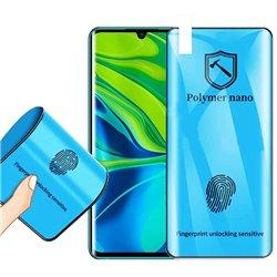 Protector de pantalla de Nano Polímero para Xiaomi Mi Note 10