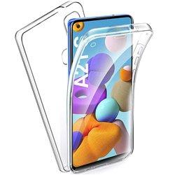 Funda Doble Cara Completa 360 para Samsung Galaxy A21S