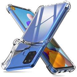 Funda Antigolpe de esquinas reforzadas para Samsung Galaxy A21S