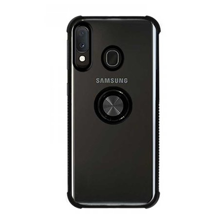 Funda antigolpe con anillo para Samsung Galaxy A20E