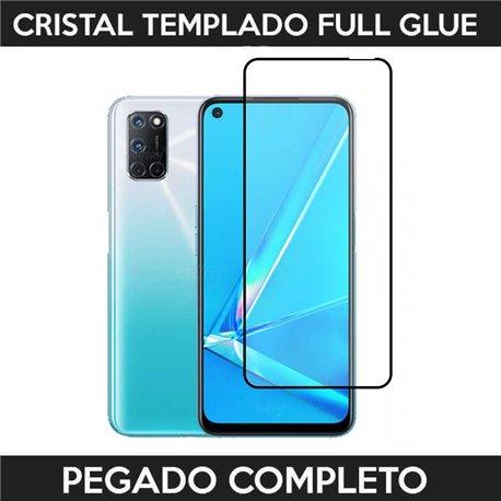 Protector de pantalla completo full glue para Oppo A52 / A72 / A92