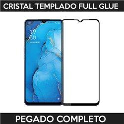 Protector de pantalla completo full glue para Oppo A91
