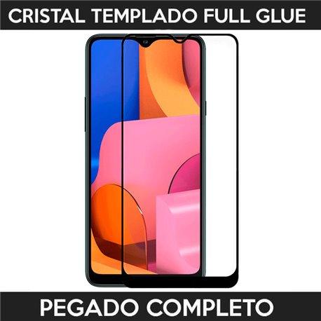 Protector de pantalla completo full glue para Samsung Galaxy A20S