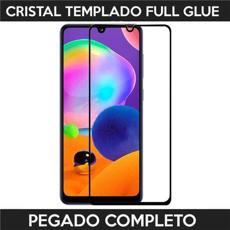 Protector de pantalla completo full glue para Samsung Galaxy A31