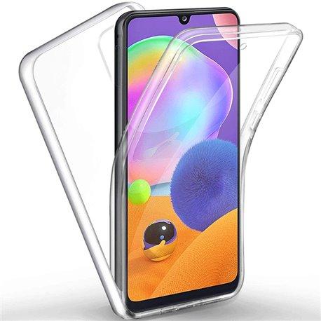 Funda Doble Cara Completa 360 para Samsung Galaxy A31