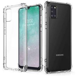 Funda Antishock de esquinas reforzadas para Samsung Galaxy A31