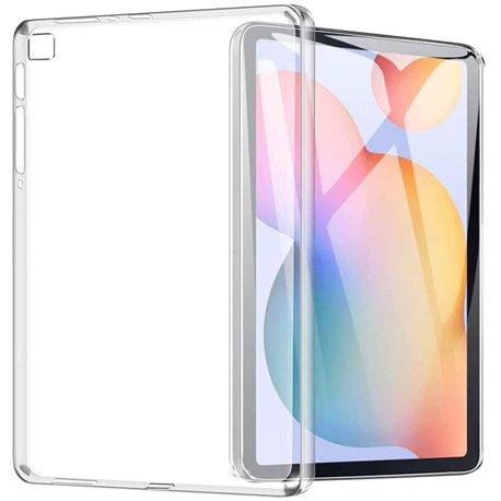 Funda Transparente para Samsung Galaxy Tab S6 Lite de silicona