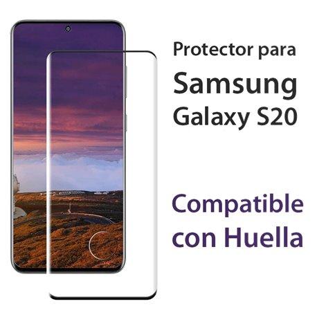 Protector pantalla Cristal Templado con Huella Samsung Galaxy S20