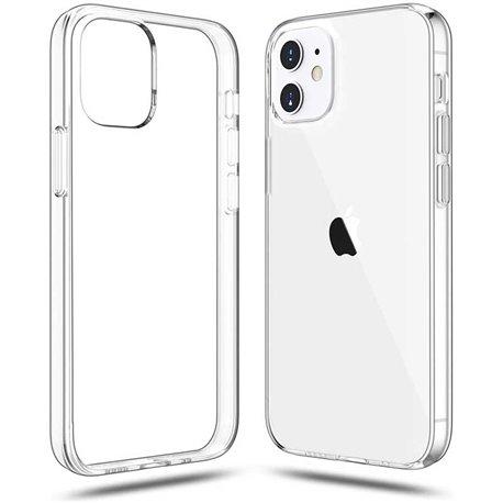 Funda transparente para iPhone 12 Mini de Silicona