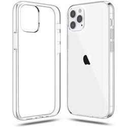 Funda transparente para iPhone 12 Pro Max de Silicona