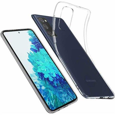 Funda transparente para Samsung Galaxy S20 FE de silicona