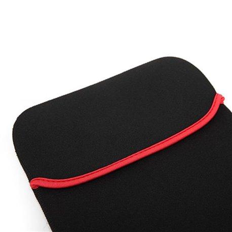 Funda de neopreno para portátil o tablet de hasta 12 pulgadas