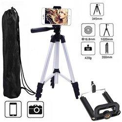Trípode para móvil o cámara de fotos hasta 1,02 metros