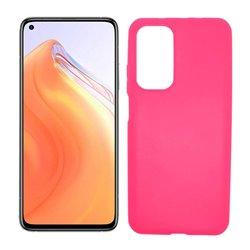 Funda rosa para Xiaomi Mi 10T / Pro de silicona