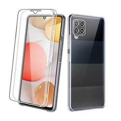 Funda Doble Cara Completa 360 para Samsung Galaxy A42