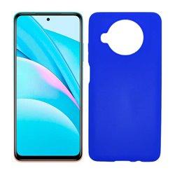 Funda azul para Xiaomi Mi 10T Lite de silicona