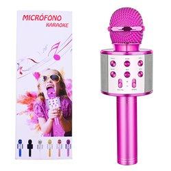 Micrófono Karaoke inalámbrico con Altavoz Bluetooth SW858