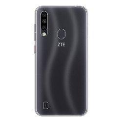 Funda transparente para ZTE Blade A7 2020 de silicona