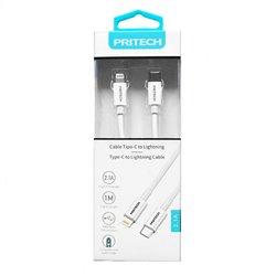 Cable USB C a Lightning de 1 metro y carga rápida