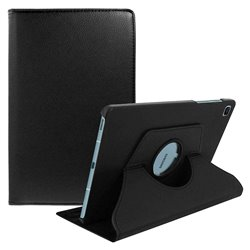 Funda con tapa 360 para Samsung Galaxy Tab S6 Lite Negro