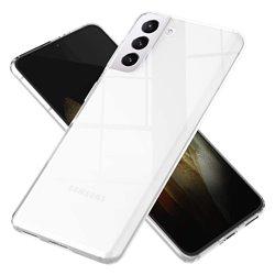 Funda transparente para Samsung Galaxy S21 de silicona