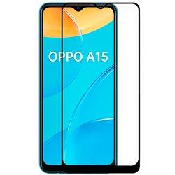 Protector de pantalla completo para Oppo A15 / A15s full glue