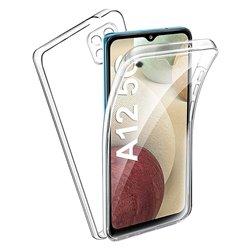 Funda Doble Cara Completa 360 para Samsung Galaxy A12