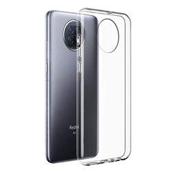 Funda transparente para Xiaomi Redmi Note 9T de silicona
