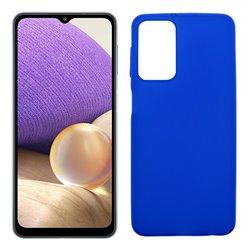 Funda azul para Samsung Galaxy A32 5G de silicona