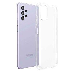 Funda transparente para Samsung Galaxy A32 5G de silicona