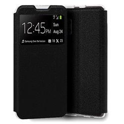 Funda con Tapa y Ventana para Samsung Galaxy A32 5G negro