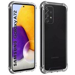 Funda con esquinas reforzadas para Samsung Galaxy A72