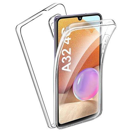 Funda Doble Cara Completa 360 para Samsung Galaxy A32 4G