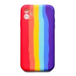 Funda Arcoiris Bandera Orgullo para iPhone 11