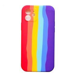 Funda Arcoiris Bandera Orgullo para iPhone 12 / 12 Pro